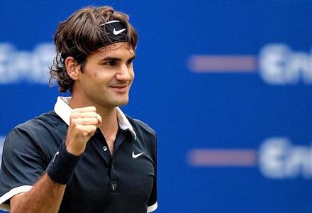 Теннис. Федерер - Карлович: уверенная победа швейцарца