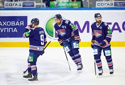 "Плей-офф КХЛ. ""Салават Юлаев"" - ""Металлург"" Мг: играем на тотале"