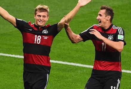 Бразилия 1:7 Германия. Что это было? Как это было?
