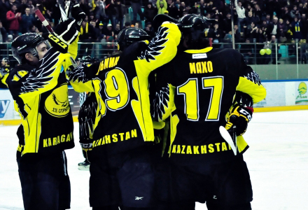 Хоккей. ВХЛ. 1/4 Финала. Прогноз: Сарыарка Караганда - Ермак.