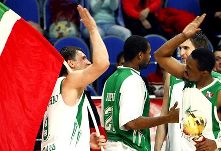 Ставки на баскетбол: смогут ли «Красные Крылья» хотя бы раз победить «УНИКС»