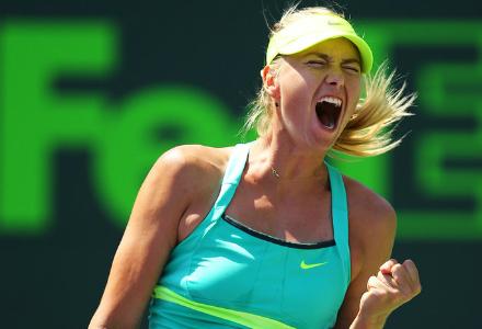 Ставки на теннис. Мария Шарапова – Саманта Стосур