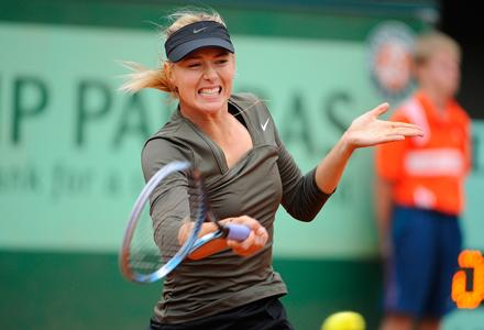 Ставки на теннис. Мария Шарапова – Саманта Маррей