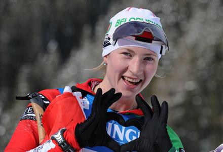 Прогноз индивидуальной биатлонной женской гонки в Эстерсунде