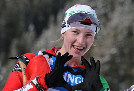 Прогноз спринтерской женской гонки по биатлону в Поклюке