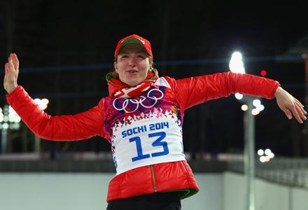 Прогноз спринтерской женской гонки по биатлону. Рупольдинг