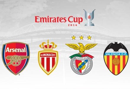 Ставки на Emirates Cup. Арсенал - Бенфика: готов ли Арсенал к новым победам?