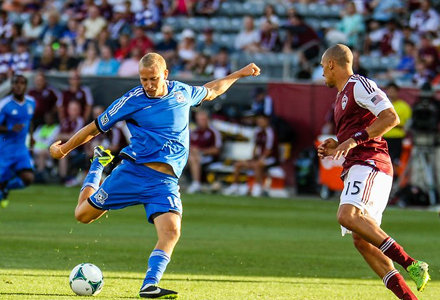 Чемпионат MLS (США): Сан-Хосе — Колорадо