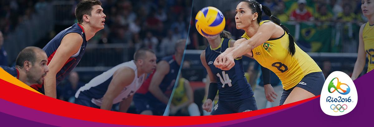 Voleibol en los Juegos Olímpicos de Río 2016