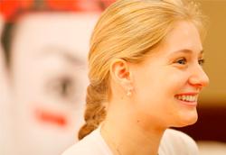 Анна Чакветадзе