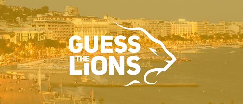 «Угадай львов»: на фестиваль рекламы в Каннах принимаются необычные ставки