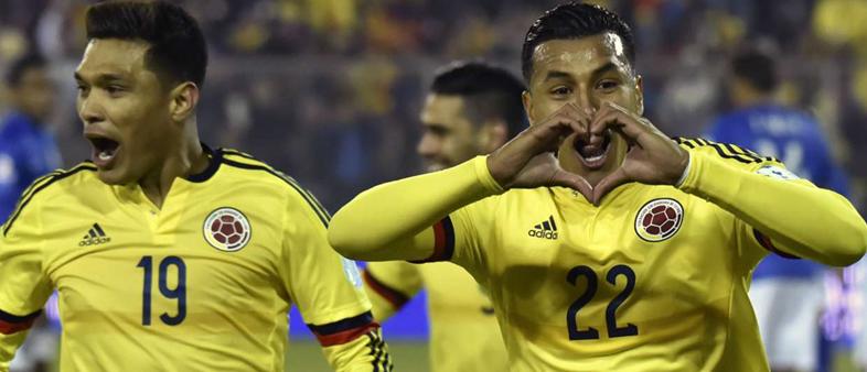 Cборная Колумбии - сборная Перу. Прогноз Дмитрия Башинского