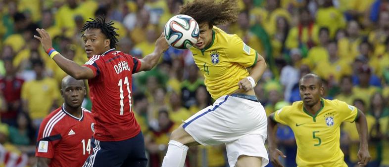 Сборная Бразилии - сборная Венесуэлы. Прогноз The Red