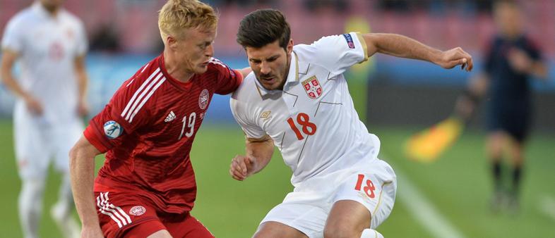 Cборная Дании (мол) - сборная Швеция (мол). Прогноз Кахабера Бебуришвили