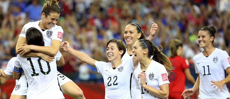 Сборная США (жeн) - сборная Японии (жен). Прогноз Олега Жукова