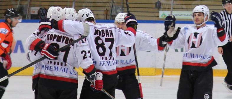 Хоккей. «Неман»(Гродно) – «Лида». Прогноз Виталия Сапроненко