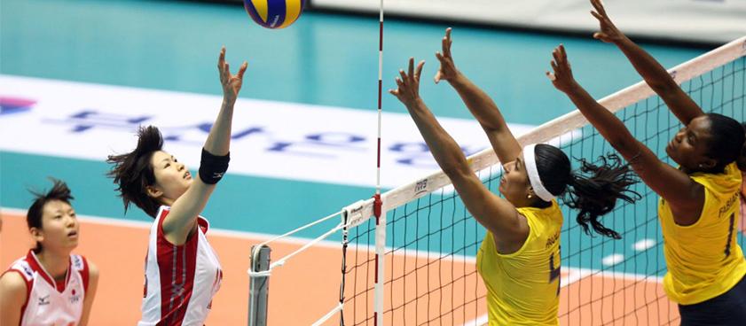 Волейбол. Сборная Японии - сборная Южной Кореи. Прогноз Дмитрия Грозенка
