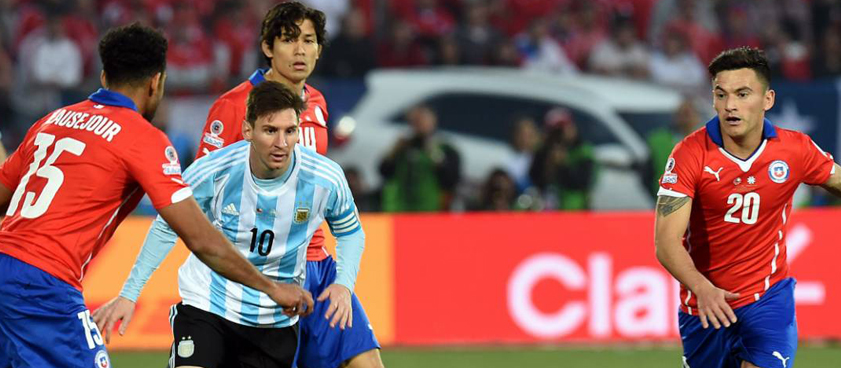 Сборная Аргентины - сборная Боливии. Прогноз Олега Жукова