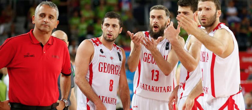 Баскетбол. Грузия - Македония. Прогноз Дмитрия Грозенка