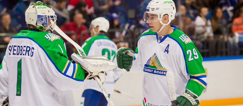 Хоккей. «Витязь» — «Салават Юлаев». Прогноз Михаила Мельникова