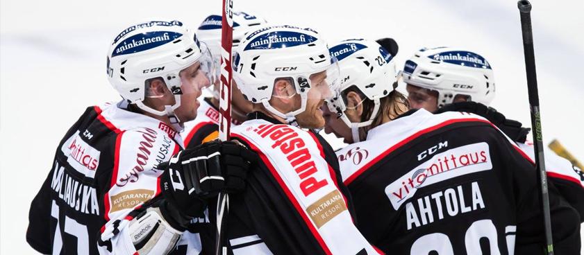 Хоккей. ТПС – «Ювяскюля». Прогноз гандикапера AWCI