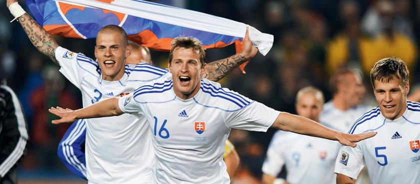Квалификация Евро-2016.  Прогноз на матч Словакия - Беларусь