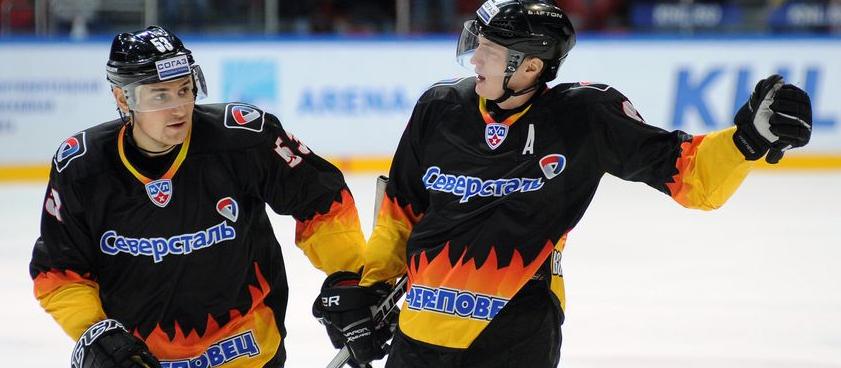 Хоккей. «Сибирь» - «Северсталь». Прогноз Владимира Вуйтека
