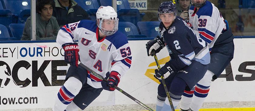 Хоккей. США U-17 - Швеция U-17. Прогноз гандикапера AWCI