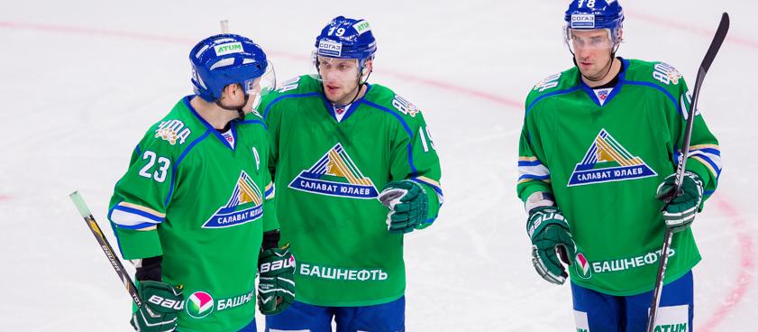 Хоккей. «Лада» - «Салават Юлаев». Прогноз Владимира Вуйтека