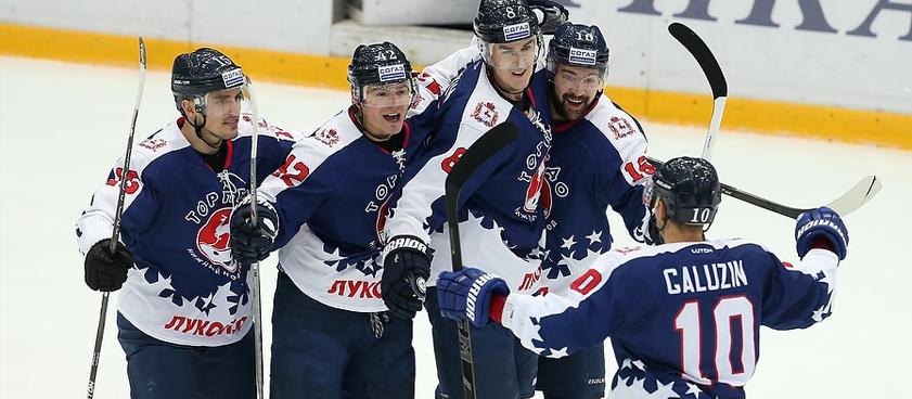 Хоккей. «Витязь» - «Торпедо». Прогноз Владимира Вуйтека