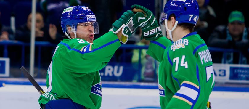 Хоккей. Прогноз гандикапера AWCI на матч «Салават Юлаев» - «Ак Барс»