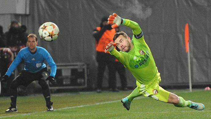 ЦСКА - Спортинг