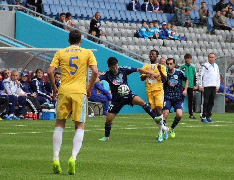 Казахстан: Премьер-лига. Чемпионшип. Ордабасы - Астана