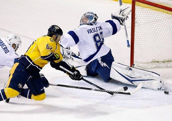 Прогноз № 1    Нэшвилл - Тампа Бэй. НХЛ. Предсезонные матчи
