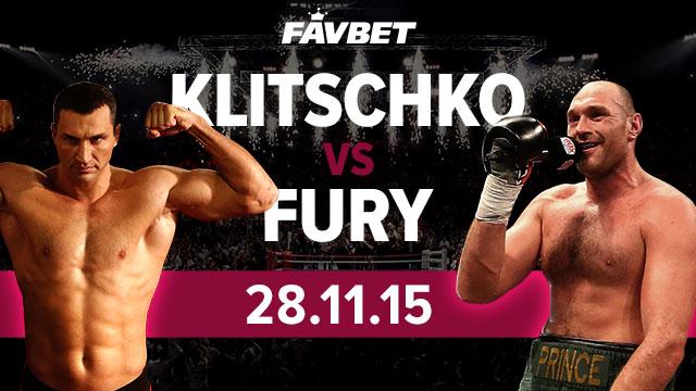 Прогноз на бой Владимир Кличко против Тайсона Фьюри +Видео