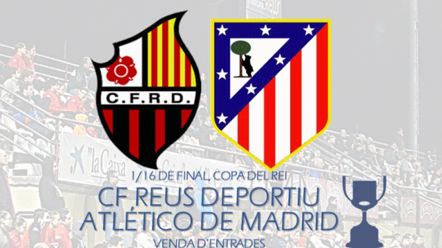 Per aspera ad astra - Reus Deportiu - Atlético Madrid