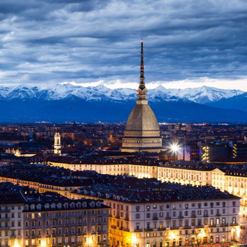 Итальянское сердце. Торино - Рома