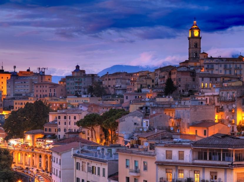 Итальянское сердце. Фрозиноне - Кьево